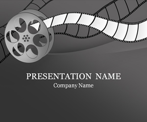 Movie PowerPoint Template - Templateswise.com