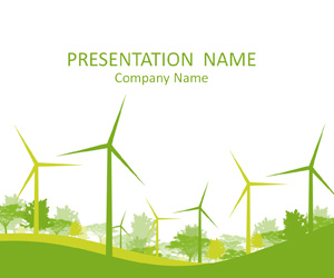renewable energy powerpoint template. Black Bedroom Furniture Sets. Home Design Ideas