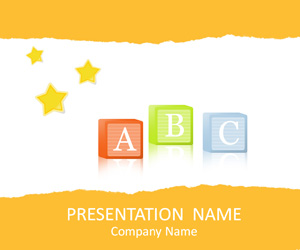 Preschool powerpoint template templateswise preschool powerpoint template toneelgroepblik