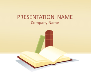 Books powerpoint template templateswise books powerpoint template toneelgroepblik