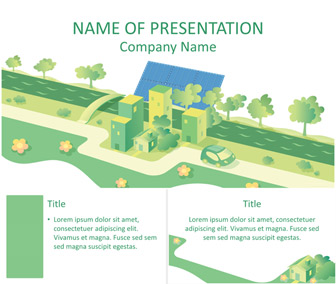 solar energy powerpoint template - templateswise, Powerpoint templates