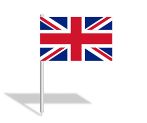 British Flag PowerPoint Slide - Templateswise.com