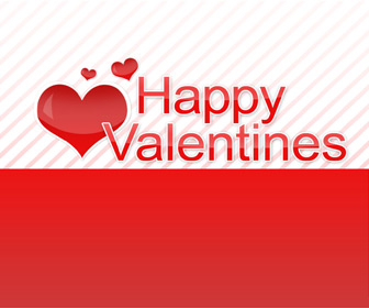 Happy Valentine's Day PPT Template