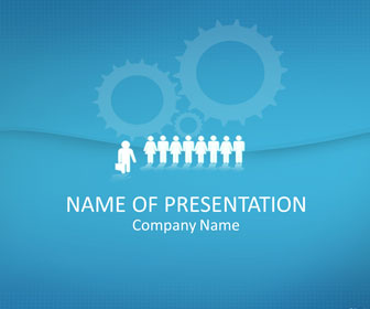 teamwork powerpoint template - templateswise, Powerpoint templates