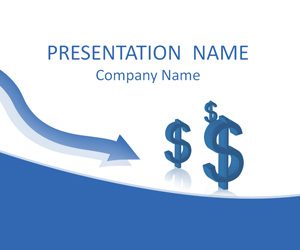 Financial crisis powerpoint template templateswise financial crisis powerpoint template toneelgroepblik Choice Image