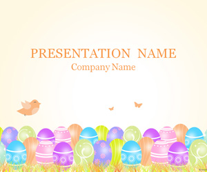 Easter powerpoint template templateswise easter powerpoint template toneelgroepblik Image collections