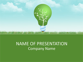 Green energy powerpoint template templateswise green energy powerpoint template toneelgroepblik Gallery