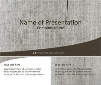Wood powerpoint template templateswise wood powerpoint template toneelgroepblik Gallery