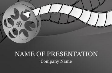 Movie PowerPoint Template