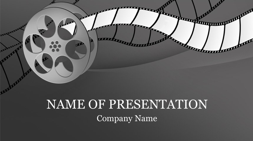 Movie Powerpoint Template Templateswise