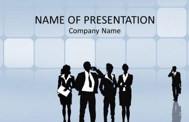 Team PowerPoint Template