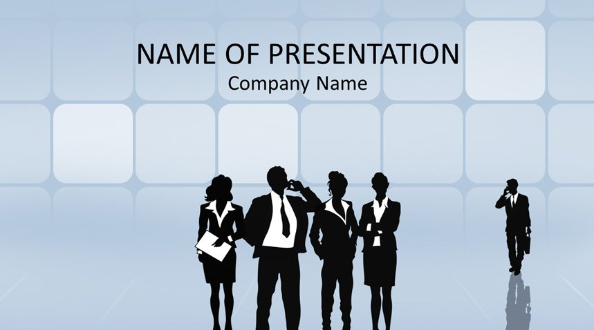 Team PowerPoint Template
