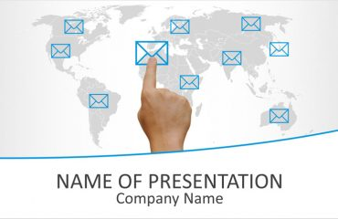 Email Marketing PowerPoint Template