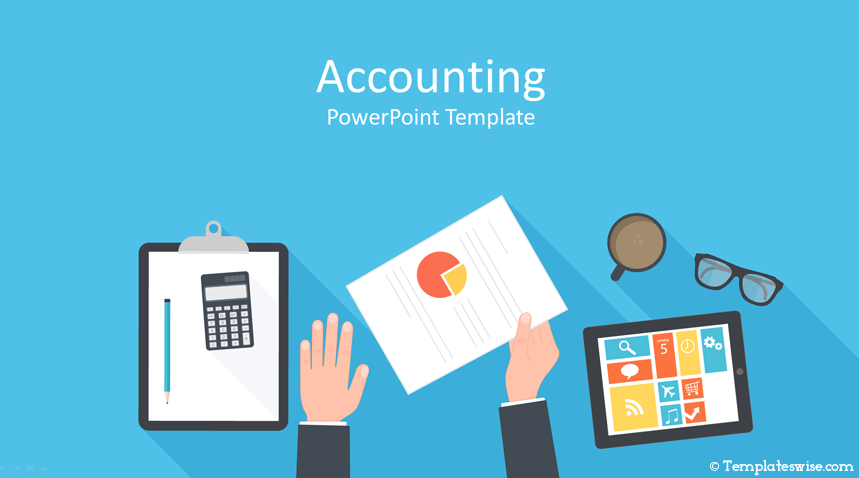 Accounting Powerpoint Template Templateswise Com