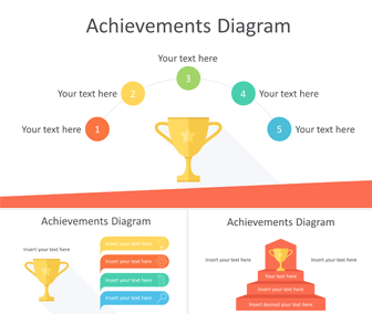 Achievements PowerPoint Template