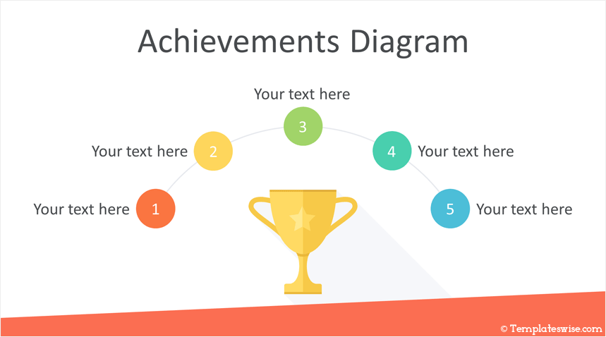 achievements powerpoint template