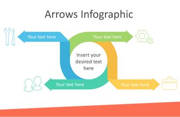 Arrow Infographics PowerPoint Template