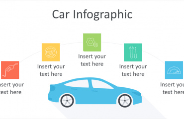 Car Infographic PowerPoint Template