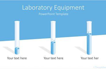 Laboratory Equipment PowerPoint Template