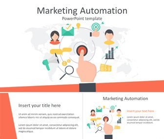 Marketing Automation PowerPoint Template