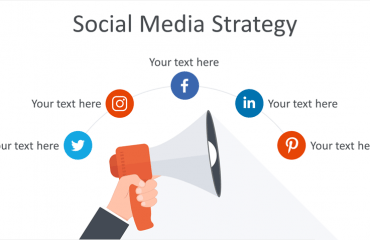 Social Media Strategy PowerPoint Template