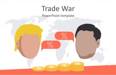 Trade War PowerPoint Template