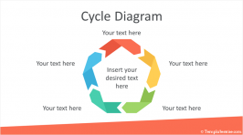 """""""Cycle Diagrams for PowerPoint"""" is locked Cycle Diagrams for PowerPoint"""