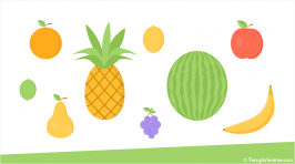 Fruit Icons for PowerPoint