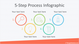 Process Infographic Template for PowerPoint