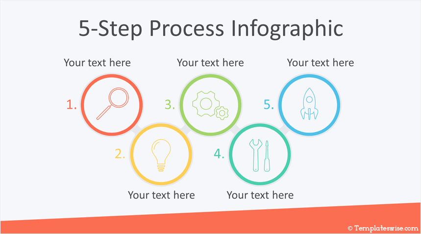 process infographic template for powerpoint templateswise com