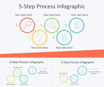Process Infographic Template For Powerpoint Templateswise