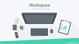 Workspace PowerPoint Template