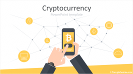 Cryptocurrency PowerPoint Template