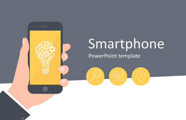 Smartphone PowerPoint Template