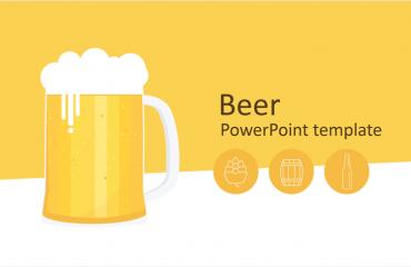 Beer PowerPoint Template