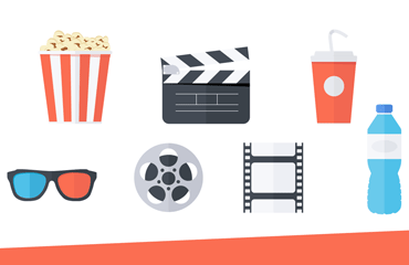 Cinema Icons for PowerPoint