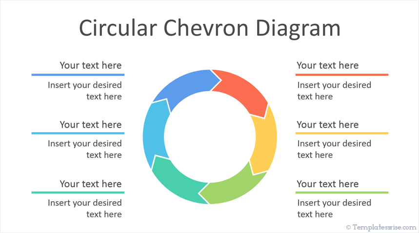 Circular Chevron Diagram for PowerPoint - Templateswise.com on information graphics, computer network diagram, circuit diagram, state diagram, unified modeling language, concept map, organizational chart, mind map, venn diagram, engineering drawing, system context diagram, sankey diagram, technical drawing, control flow diagram, data flow diagram,