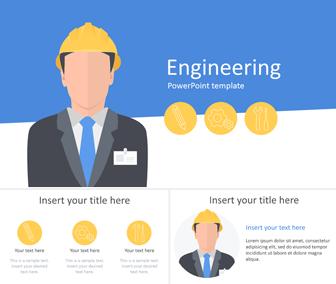 Engineering Powerpoint Template Templateswise Com