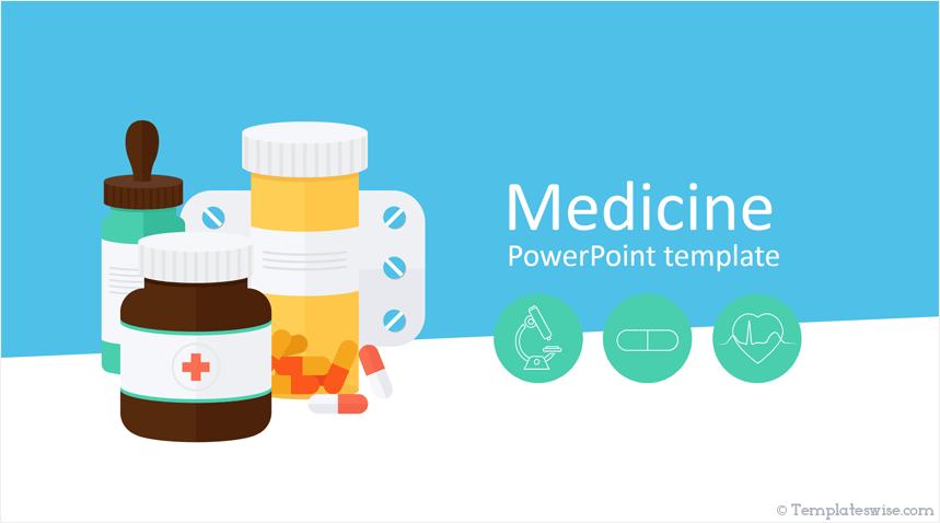 Medicine Powerpoint Template Templateswise Com