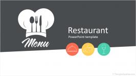 Restaurant PowerPoint Template