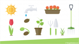 Spring Icons for PowerPoint