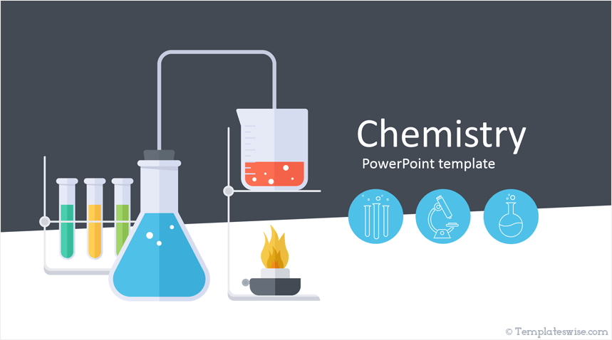 Chemistry Powerpoint Template Templateswise Com