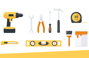 Tool Icons for PowerPoint