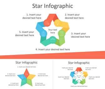 Star Infographics for PowerPoint