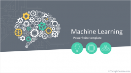 Machine Learning PowerPoint Template