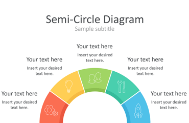 Semi-Circle PowerPoint Diagrams