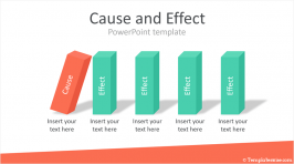 Cause and Effect PowerPoint Template