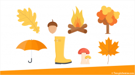 Autumn Icons for PowerPoint