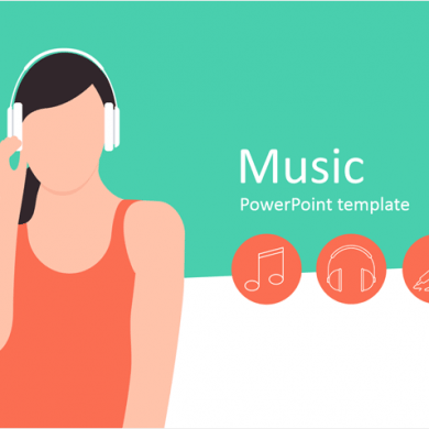Music PowerPoint Template