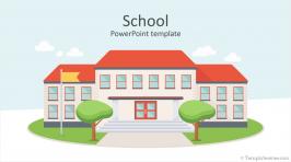 School PowerPoint Template